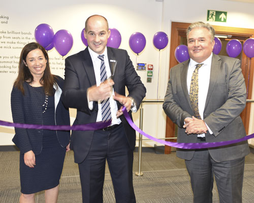 Northern Powerhouse Minster To Open Bridgewater Finance Group Offices